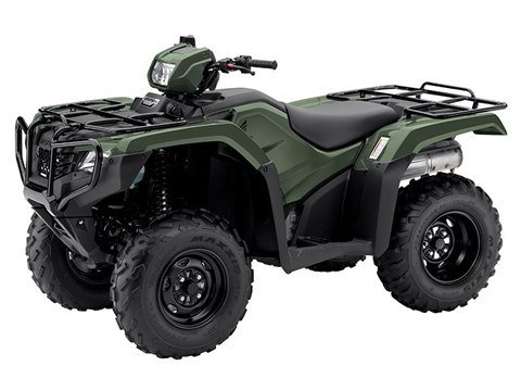 2017 Honda FourTrax® Foreman® 4x4 in Huntington Beach, California