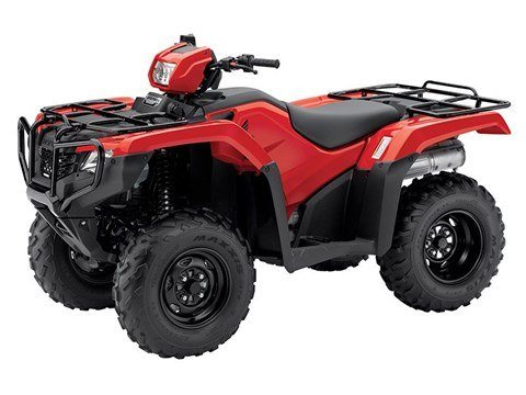 2017 Honda FourTrax® Foreman® 4x4 in Chesterfield, Missouri