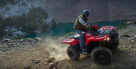 2017 Honda FourTrax® Foreman® 4x4 in Fontana, California