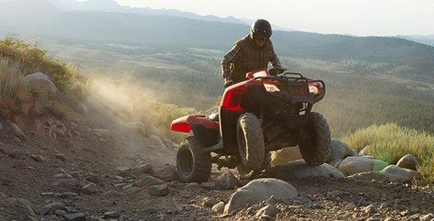 2017 Honda FourTrax® Foreman® 4x4 in Greenwood Village, Colorado