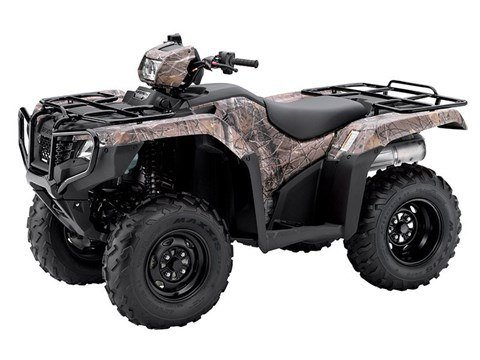 2017 Honda FourTrax® Foreman® 4x4 ES EPS in Hudson, Florida