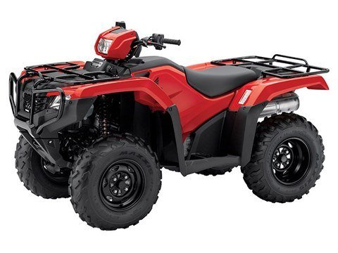 2017 Honda FourTrax® Foreman® 4x4 ES EPS in Huntington Beach, California