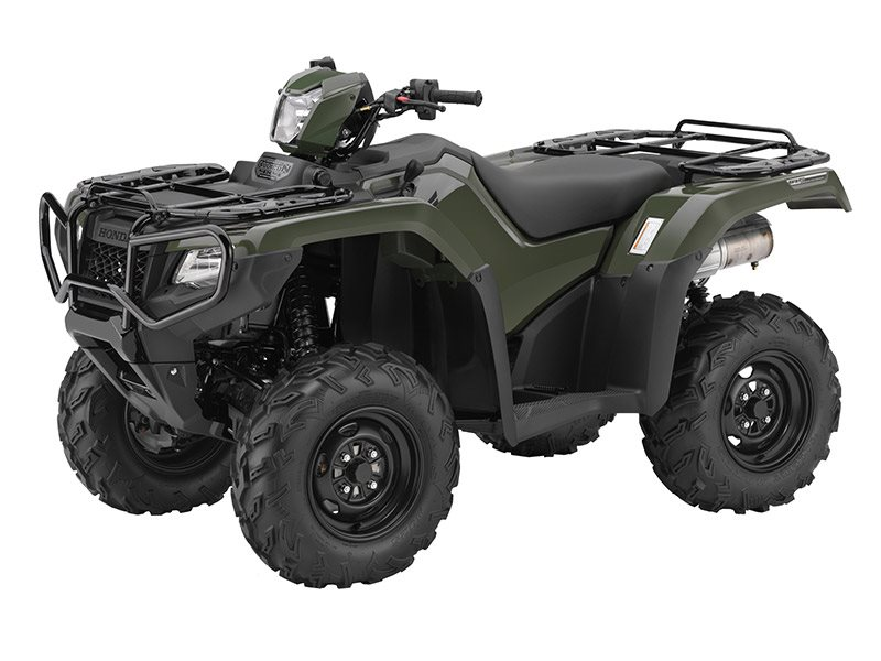 2017 Honda FourTrax® Foreman® Rubicon® 4x4 DCT in Boise, Idaho