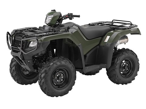 2017 Honda FourTrax® Foreman® Rubicon® 4x4 DCT in Newport, Maine