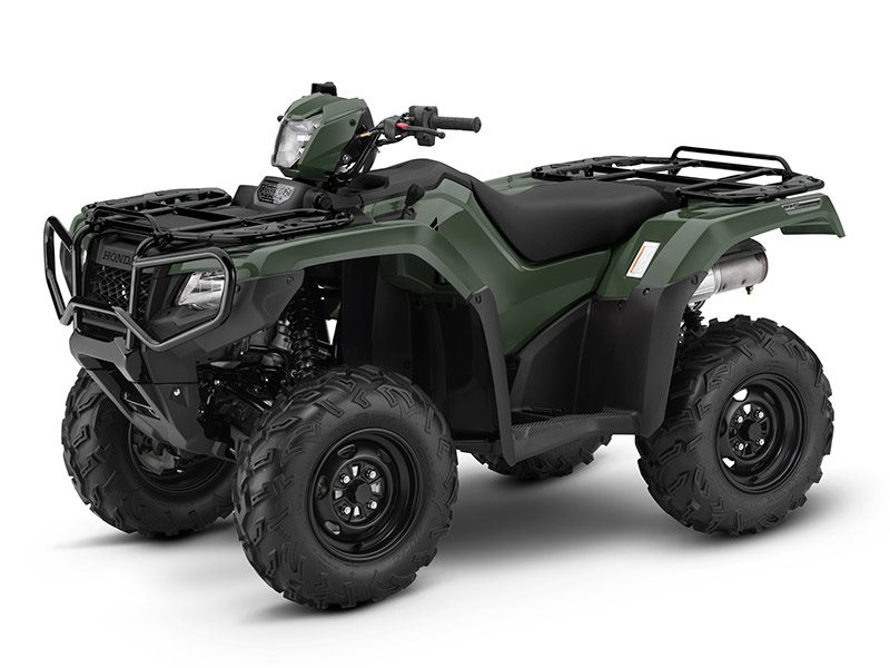 2017 Honda FourTrax® Foreman® Rubicon® 4x4 DCT EPS in Boise, Idaho