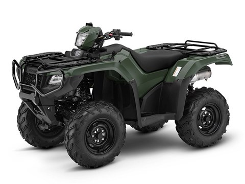 2017 Honda FourTrax® Foreman® Rubicon® 4x4 DCT EPS in Huntington Beach, California