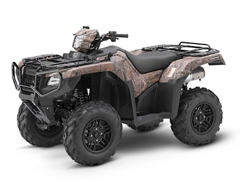 2017 Honda FourTrax® Foreman® Rubicon® 4x4 DCT EPS Deluxe in Lewiston, Maine