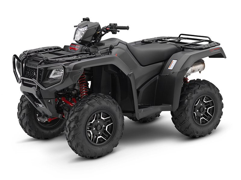 2017 Honda FourTrax® Foreman® Rubicon® 4x4 DCT EPS Deluxe in Marshall, Texas