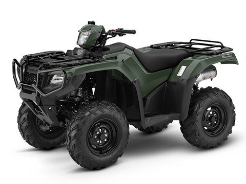 2017 Honda FourTrax® Foreman® Rubicon® 4x4 EPS in Chanute, Kansas