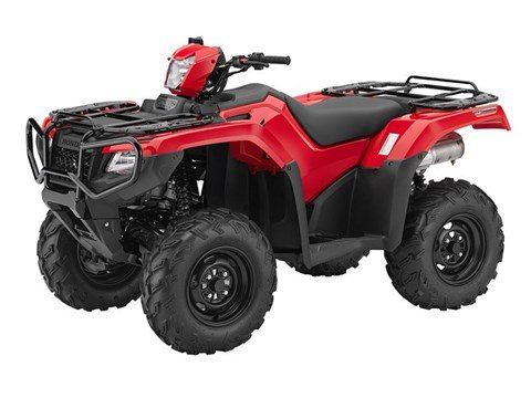 2017 Honda FourTrax® Foreman® Rubicon® 4x4 EPS in Huntington Beach, California