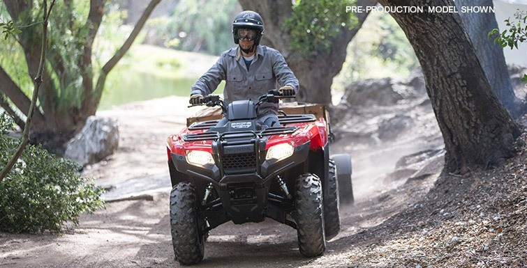 2017 Honda FourTrax® Rancher® in Greenwood Village, Colorado