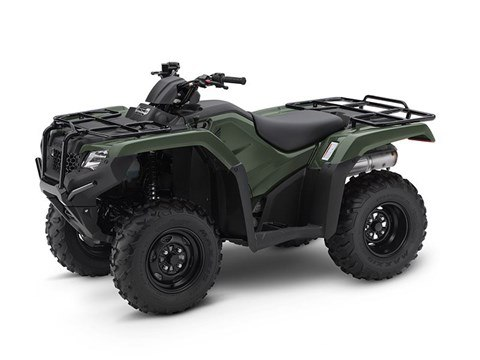 2017 Honda FourTrax® Rancher® 4x4 in Columbia, South Carolina