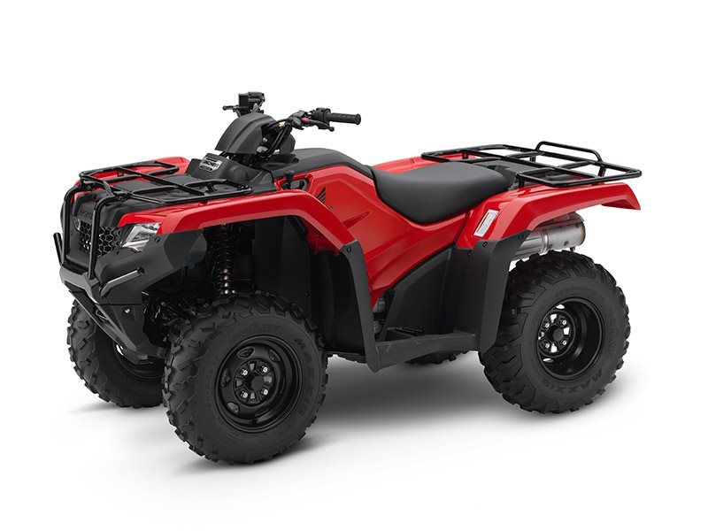 2017 Honda FourTrax® Rancher® 4x4 in Hendersonville, North Carolina