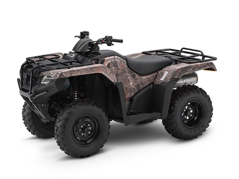 2017 Honda FourTrax® Rancher® 4x4 DCT EPS in Long Island City, New York