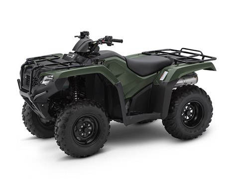 2017 Honda FourTrax® Rancher® 4x4 DCT EPS in Columbia, South Carolina