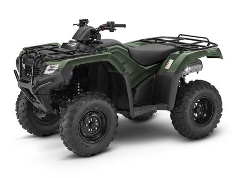 2017 Honda FourTrax® Rancher® 4x4 DCT IRS in Pasadena, Texas