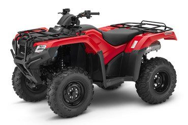 2017 Honda FourTrax® Rancher® 4x4 DCT IRS in Scottsdale, Arizona