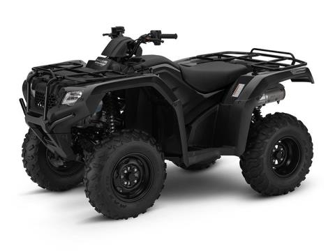 2017 Honda FourTrax® Rancher® 4x4 DCT IRS EPS in Pasadena, Texas