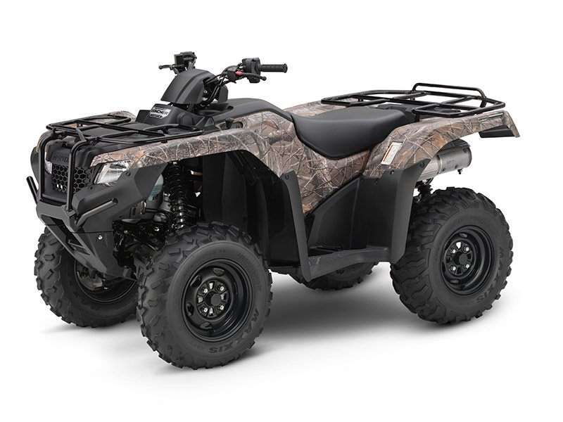 2017 Honda FourTrax® Rancher® 4x4 DCT IRS EPS in Brighton, Michigan