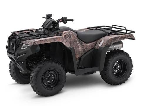 2017 Honda FourTrax® Rancher® 4x4 ES in Columbia, South Carolina
