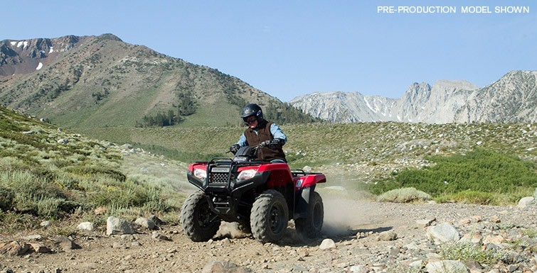 2017 Honda FourTrax® Rancher® 4x4 ES in Greenwood Village, Colorado