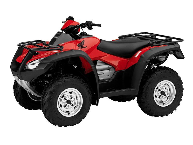New 2017 honda fourtrax rincon atvs in knoxville tn for Honda knoxville tn