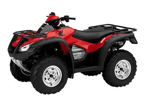 2017 Honda FourTrax® Rincon® in Lewiston, Maine