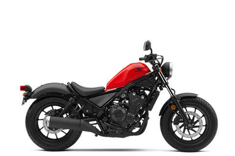 2017 Honda Rebel 500 in Boise, Idaho
