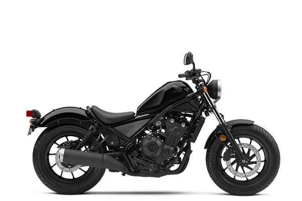 2017 Honda Rebel 500 ABS in Canton, Ohio