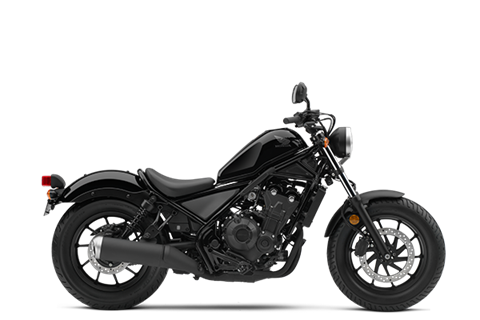 2017 Honda Rebel 500 ABS in Pompano Beach, Florida