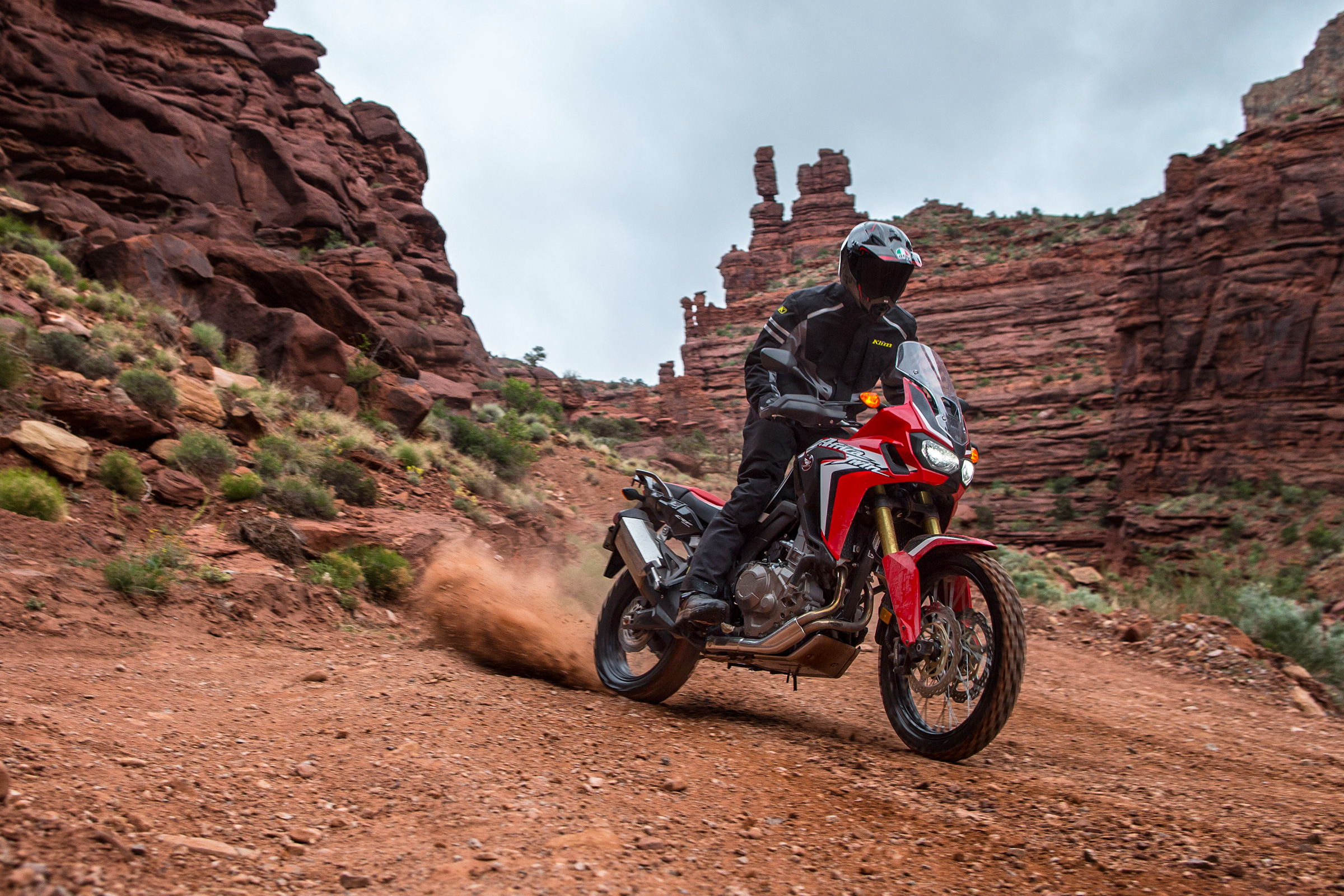2017 Honda Africa Twin in Greenwood Village, Colorado