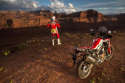 2017 Honda Africa Twin DCT in Greenwood Village, Colorado
