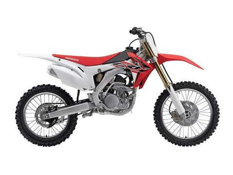 2017 Honda CRF®250R in Adams, Massachusetts