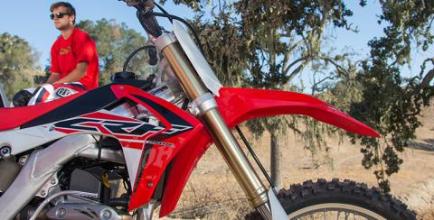 2017 Honda CRF®250R in Greenwood Village, Colorado