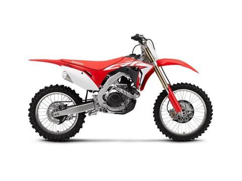 2017 Honda CRF®450R in Escondido, California