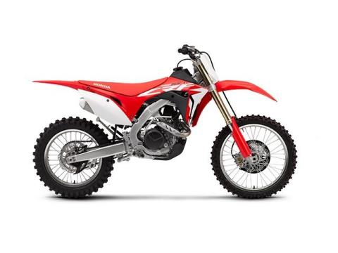 2017 Honda CRF®450RX in Winchester, Tennessee