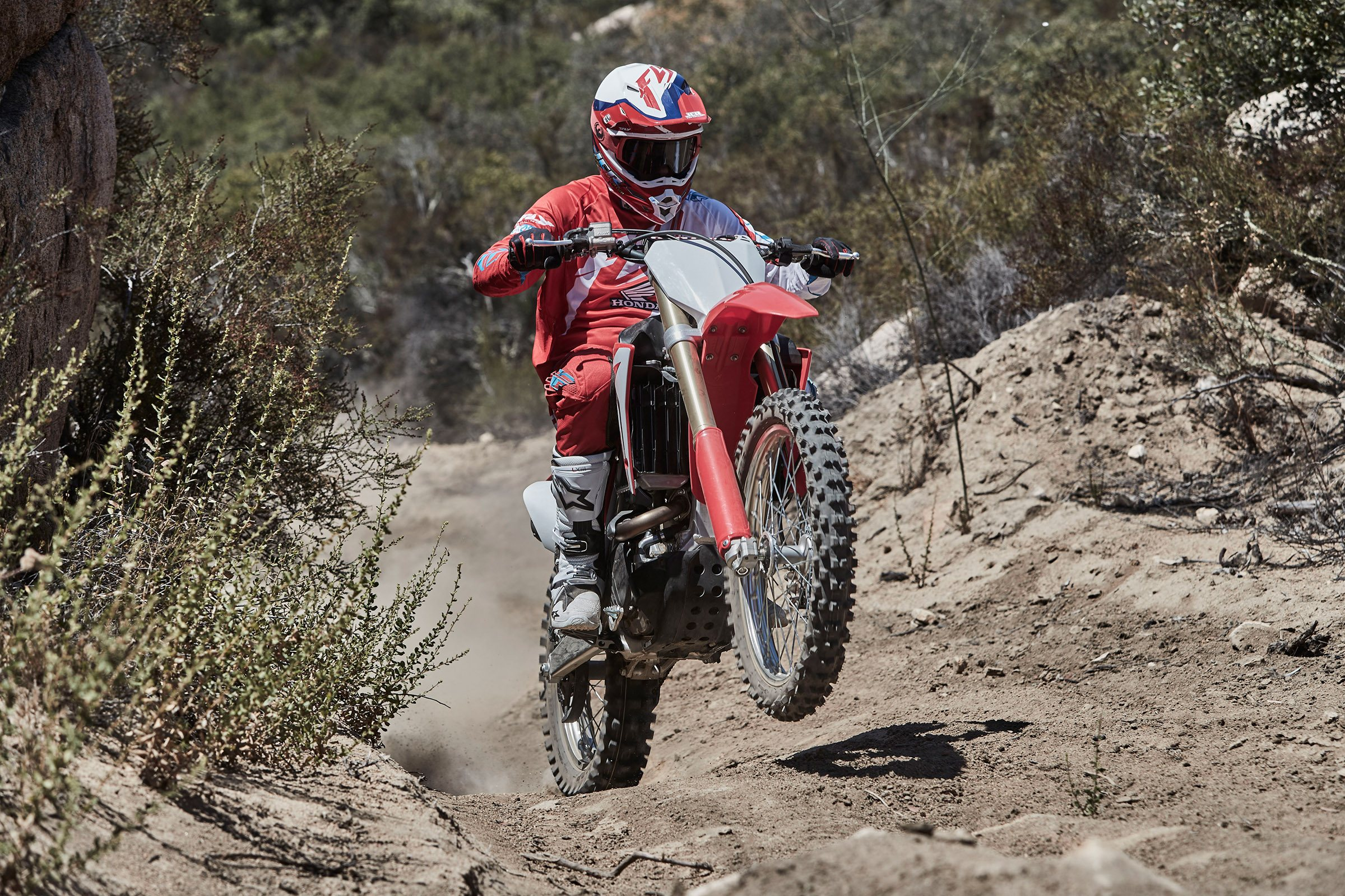 2017 Honda CRF®450RX in Greenwood Village, Colorado