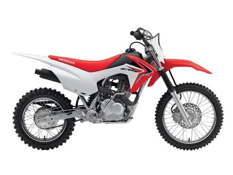 2017 Honda CRF®125F in Escondido, California