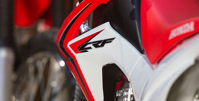 2017 Honda CRF®125F in Brighton, Michigan