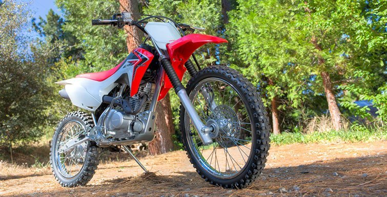 2017 Honda CRF®125F in Fontana, California