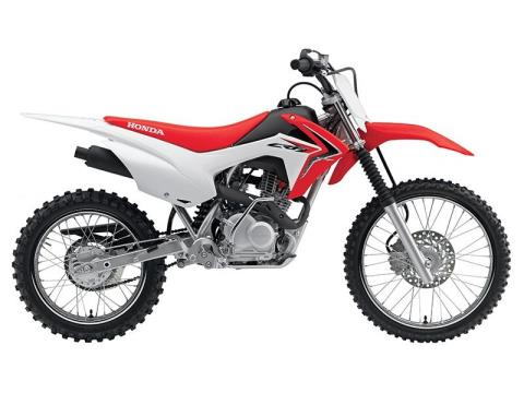 2017 Honda CRF®125FB (Big Wheel) in Adams, Massachusetts