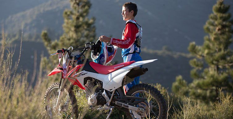 2017 Honda CRF®125F (Big Wheel) in Greenwood Village, Colorado