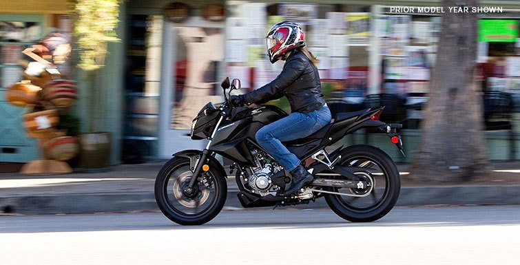 2017 Honda CB300F in Greenwood Village, Colorado