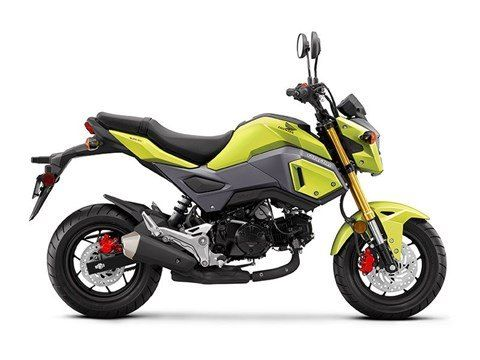 2017 Honda Grom® in Maysville, Kentucky