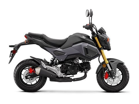 2017 Honda Grom® in Adams, Massachusetts