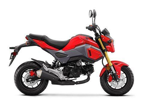 2017 Honda Grom® in Escondido, California