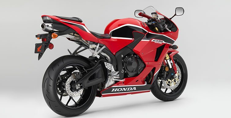 2017 Honda CBR®600RR in Long Island City, New York