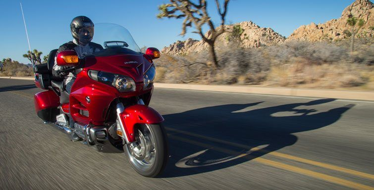 2017 Honda Gold Wing® Audio Comfort in Brighton, Michigan