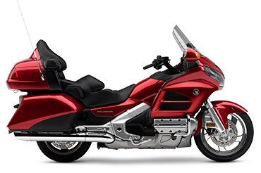 2017 Honda Gold Wing® Audio Comfort Navi XM in Fontana, California