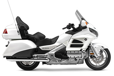 2017 Honda Gold Wing® Audio Comfort Navi XM ABS in Oak Creek, Wisconsin